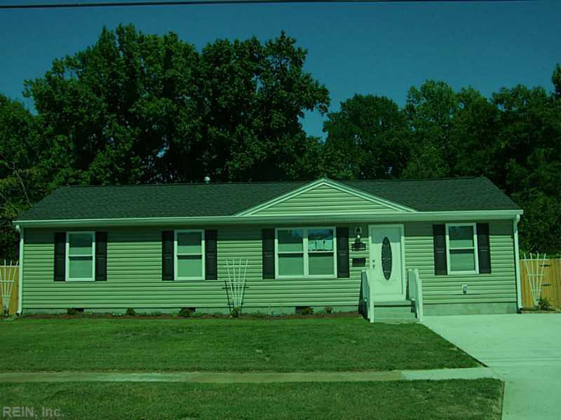 8168 Driftwood Dr Norfolk, VA 23518